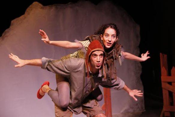פטר והזאב - תיאטרון אורנה פורת לילדים ונוער