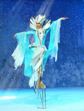 מלכת השלג - אנדרי סמירנוב