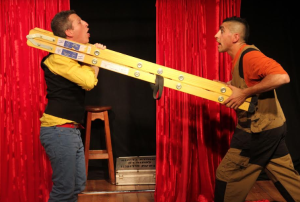 צחוקות - תיאטרון האינקובטור